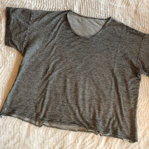 Unisex Le New Big Tee by American Apparel